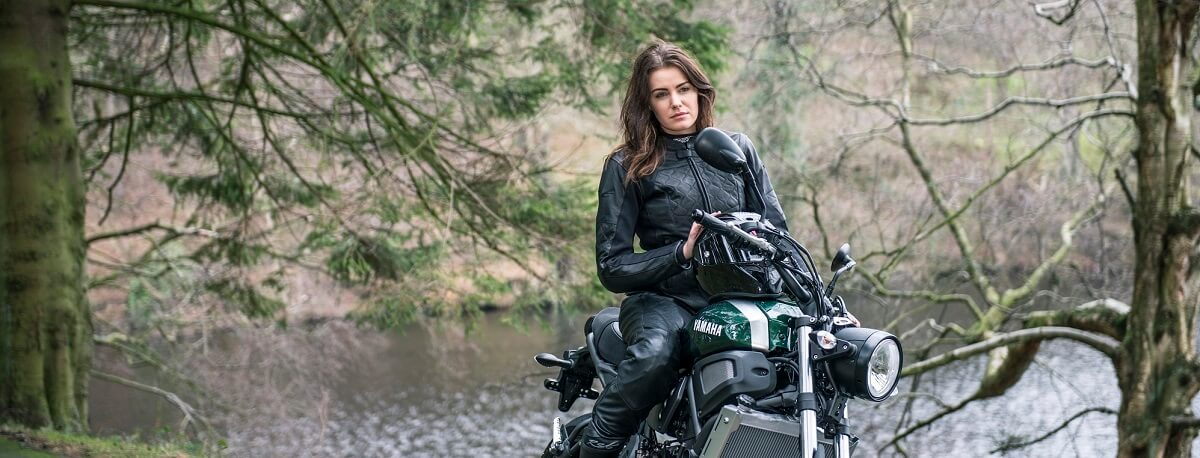 Ladies Motorcycle Clothing