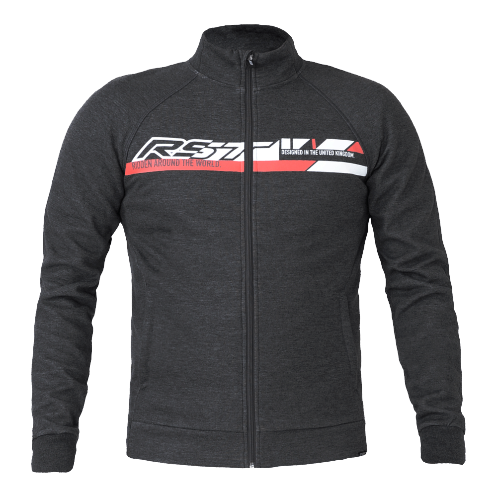 RST Full Zip Logo Top