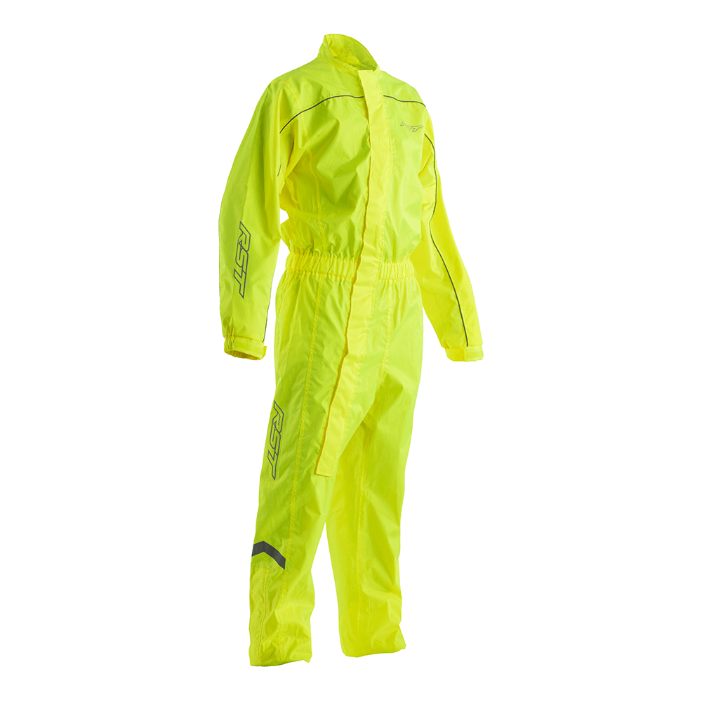 RST Hi-Vis Waterproof Suit