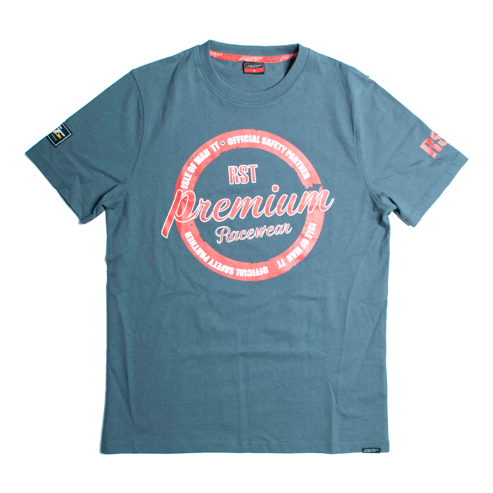 RST IOM TT Premium Safety Partner T-Shirt