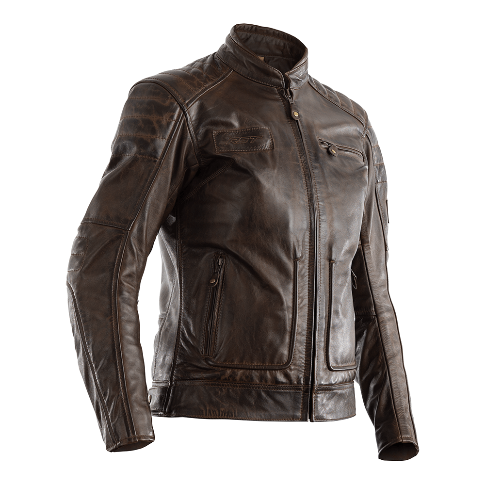 RST Roadster II CE Ladies Leather Jacket