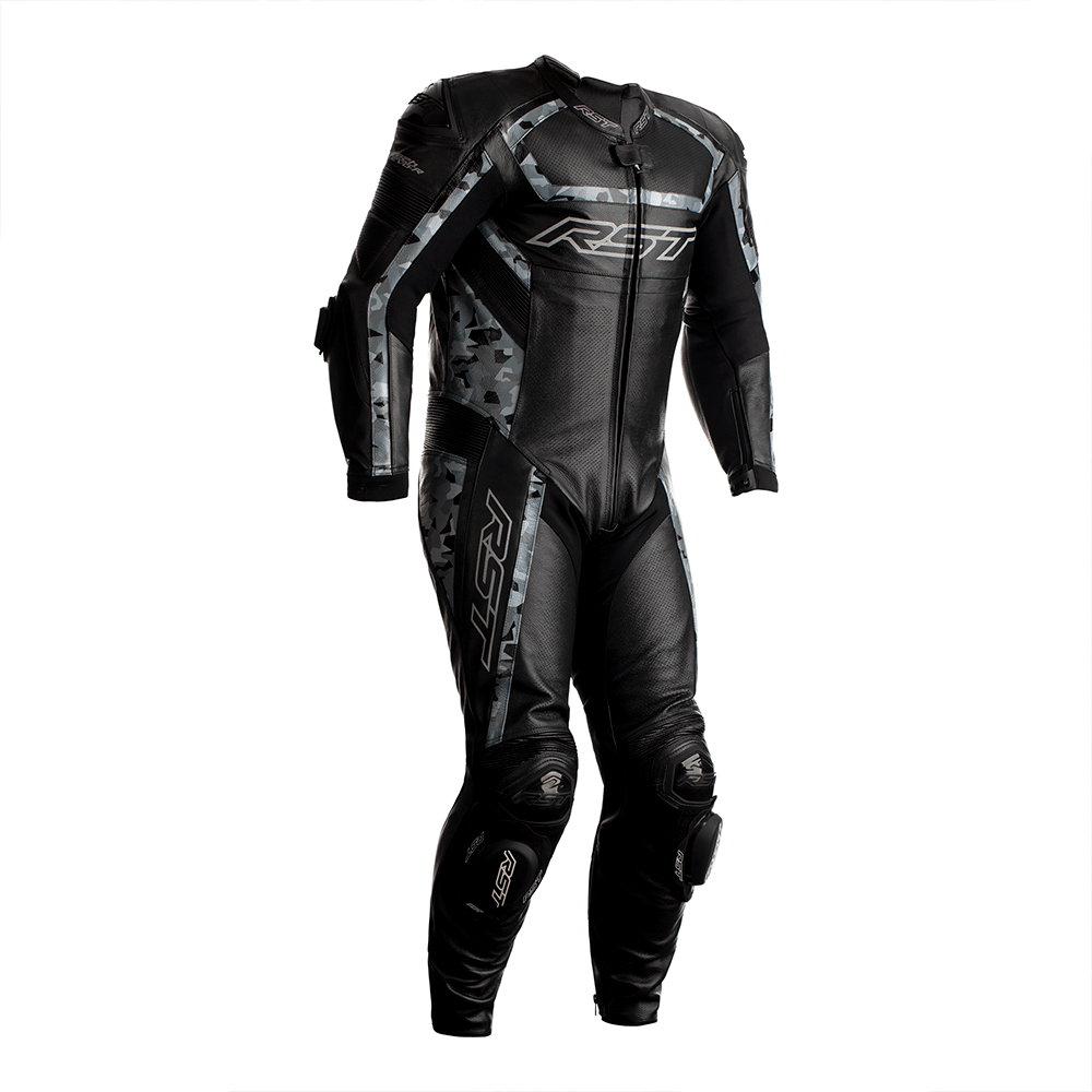 TracTech Evo R Leather One Piece Suit