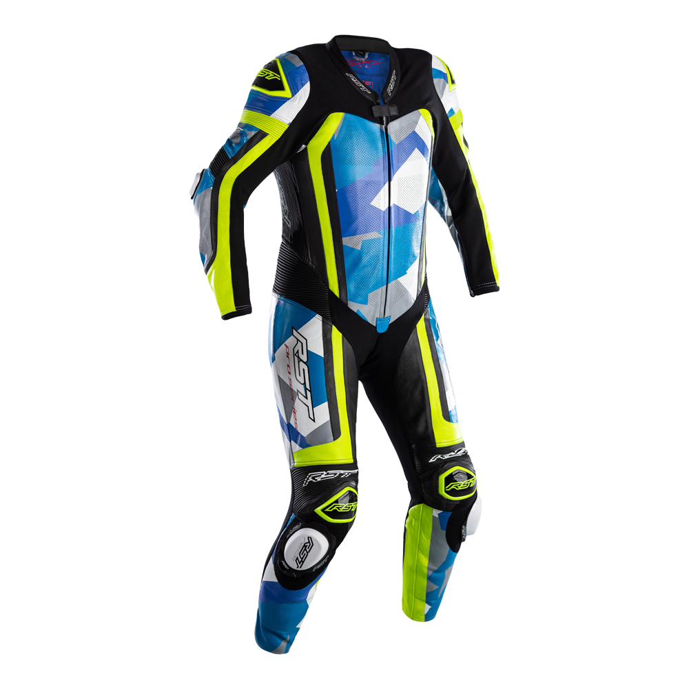 Pro Series Airbag Leather Suit