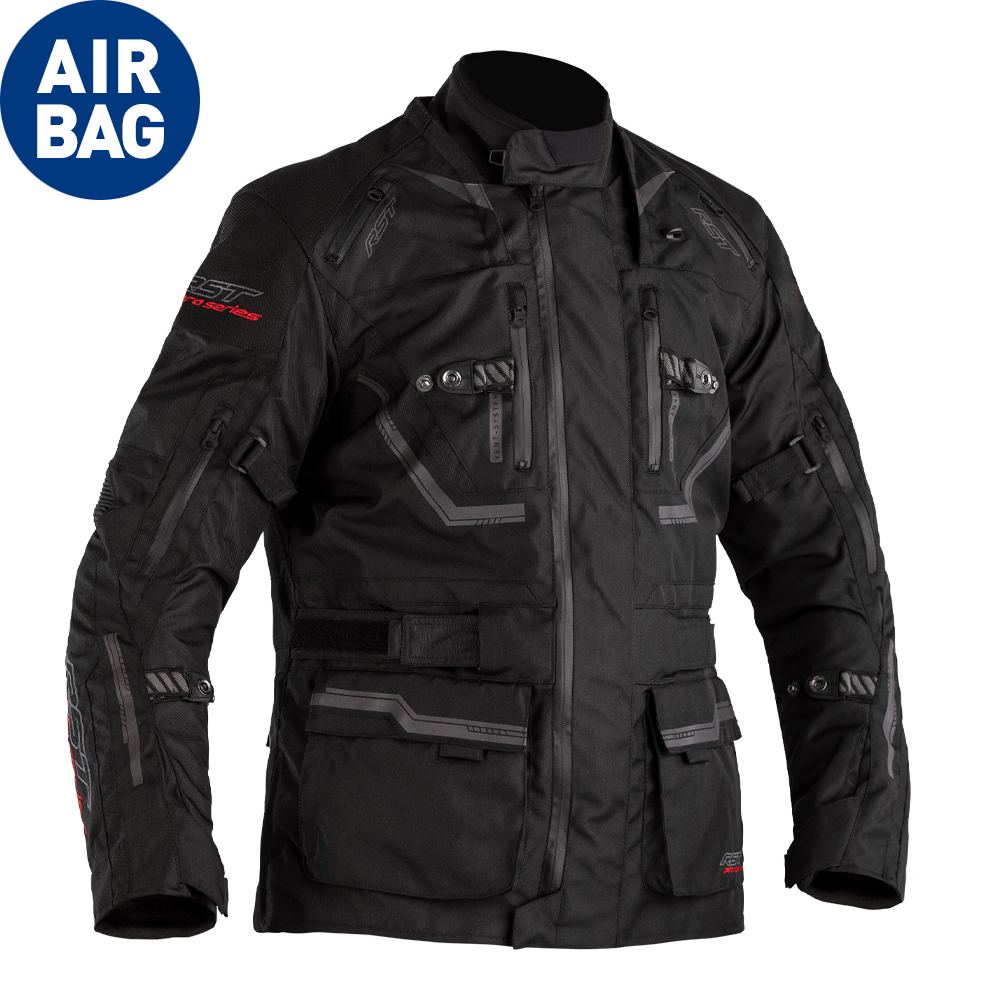 Pro Series Paragon 6 Airbag Textile Jacket