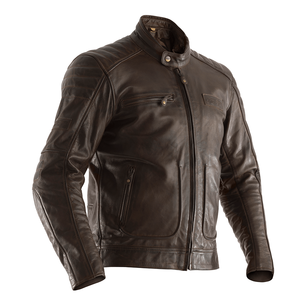 Roadster II Leather Jacket