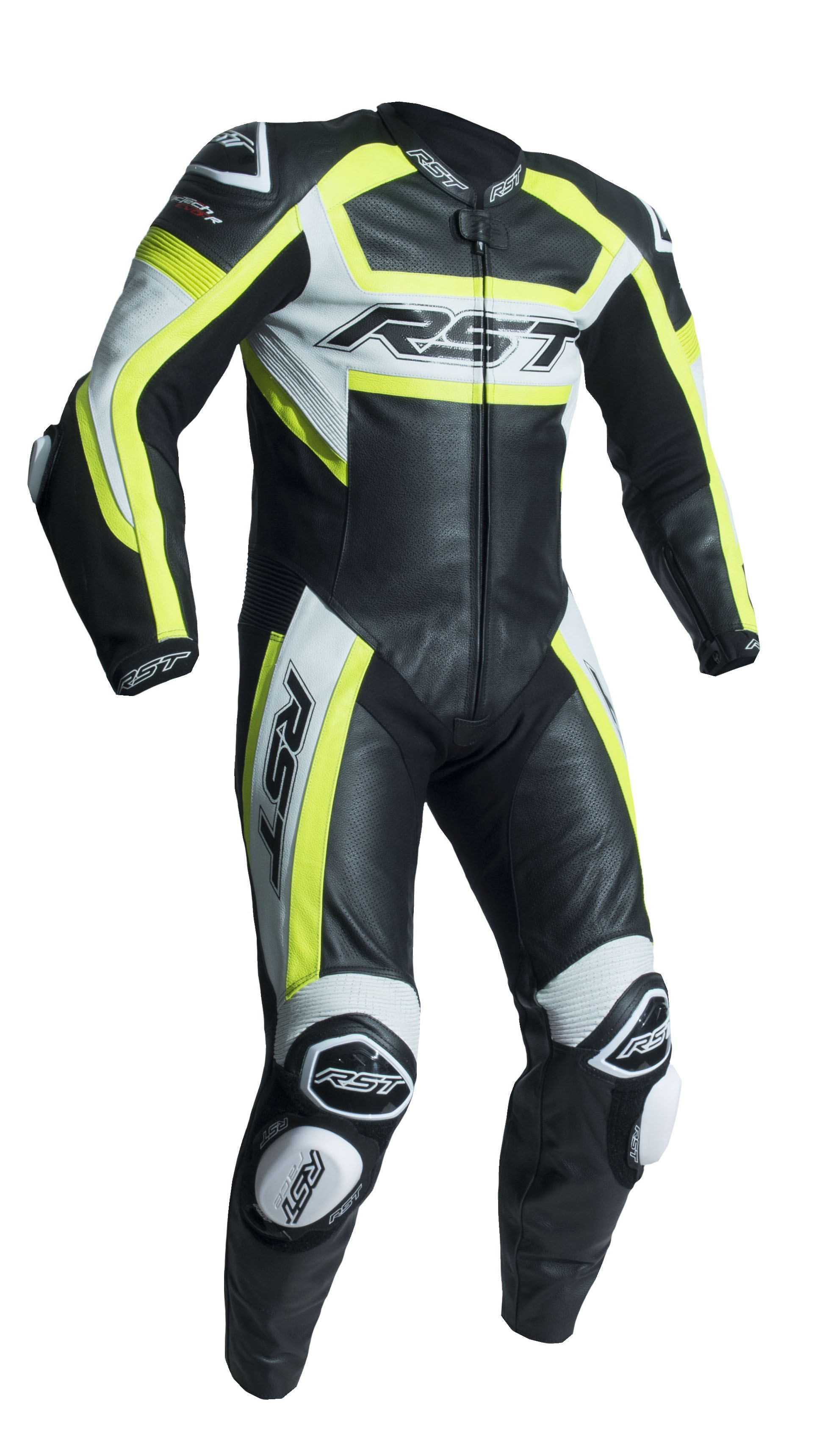 RST TracTech Evo R CE one piece leather suit