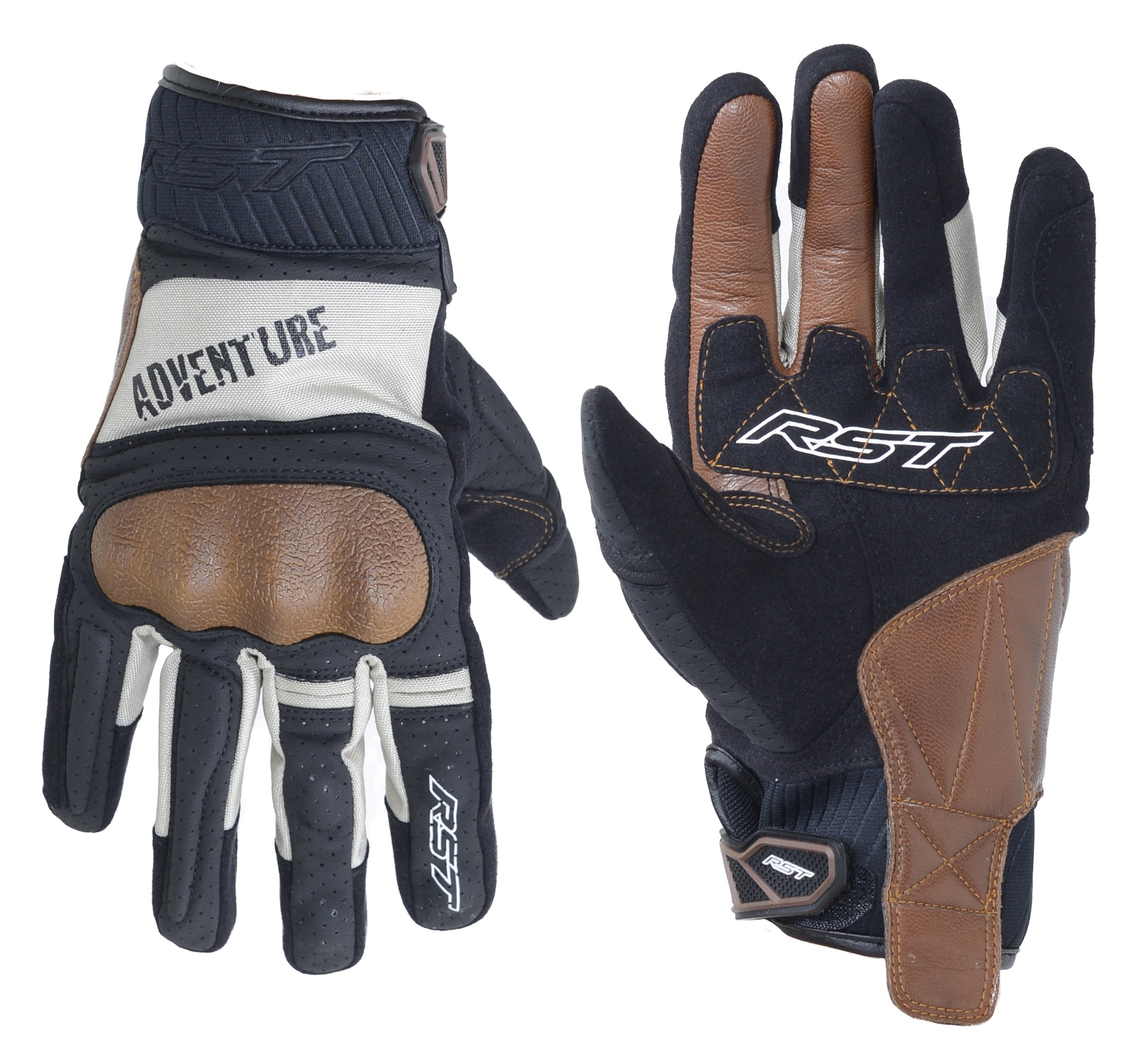 Motorcycle gloves distributor - Rst Adventure Ce Glove