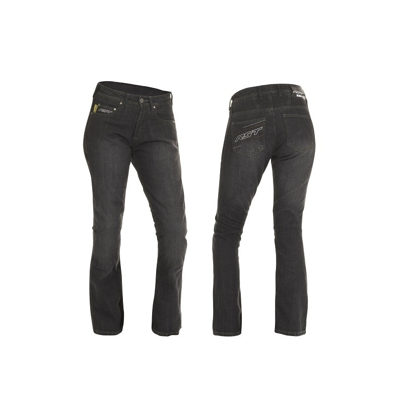 RST Ladies Aramid Wax Jean