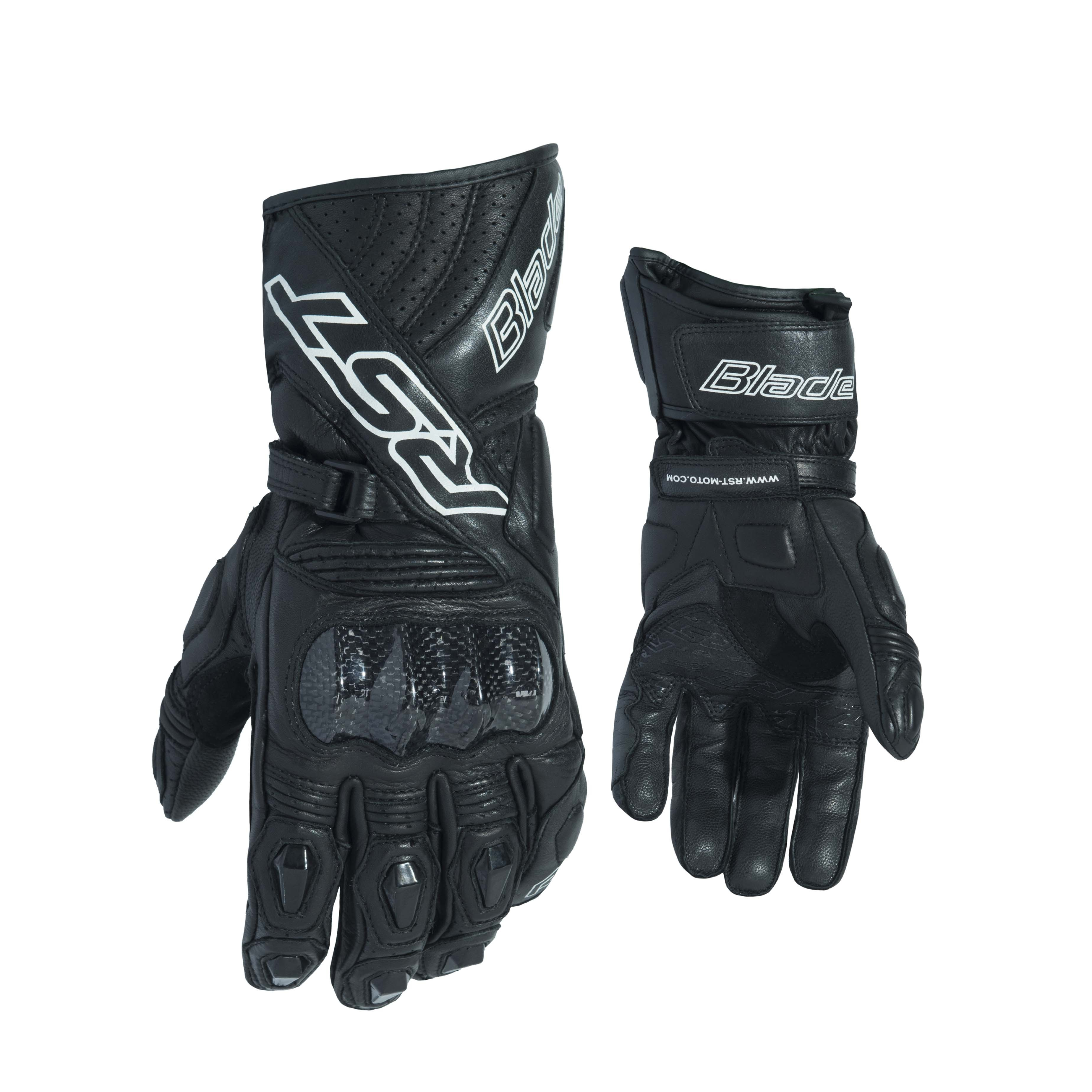 Rst Blade Ii Ce Leather Motorcycle Glove
