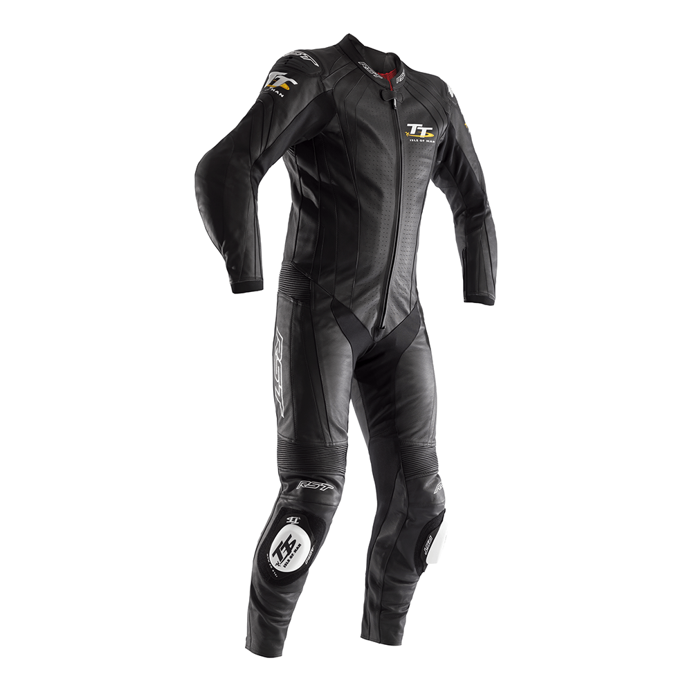 RST IOM TT Grandstand Leather One Piece Suit