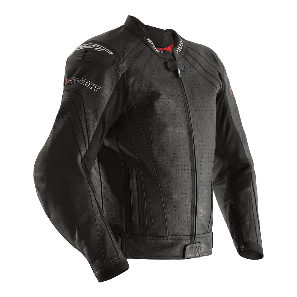 RST R-Sport CE Leather Jacket