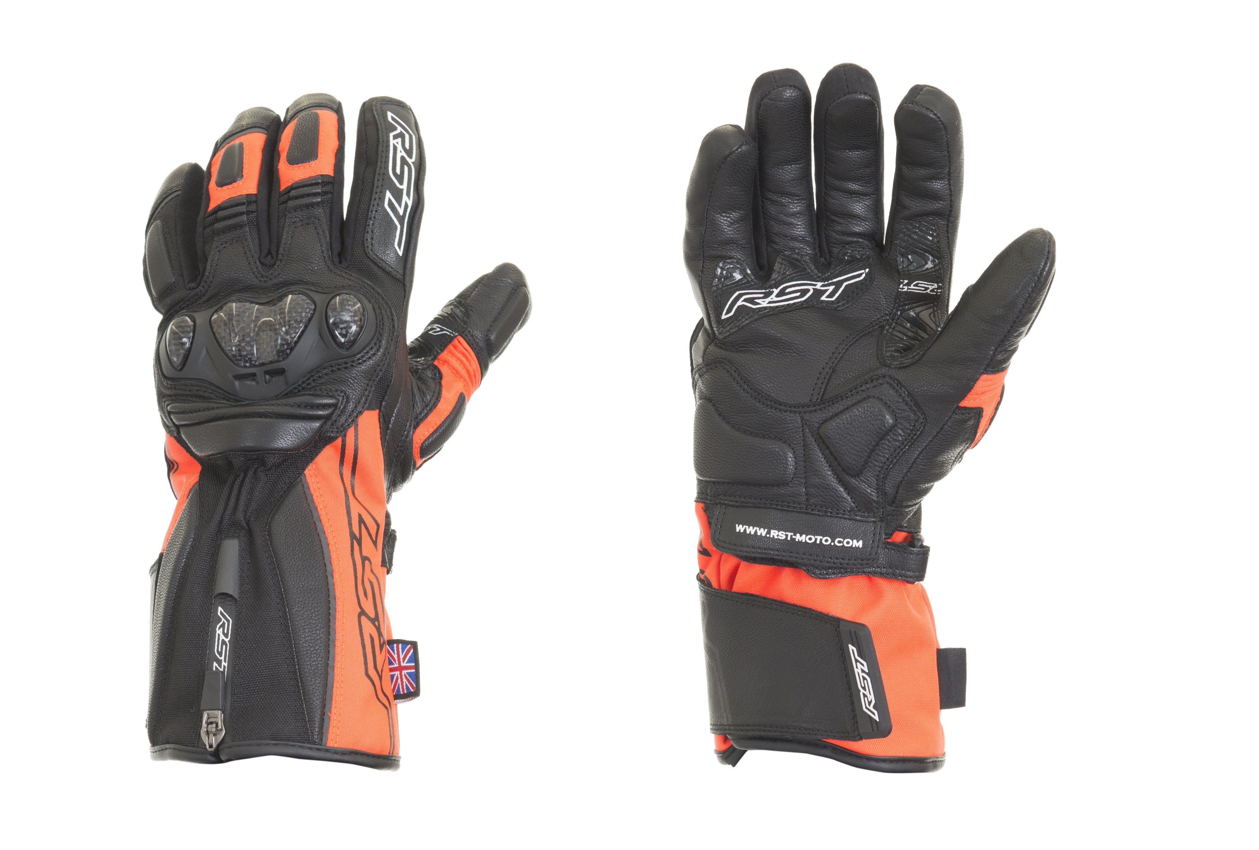 Ladies leather gloves xs - More Views
