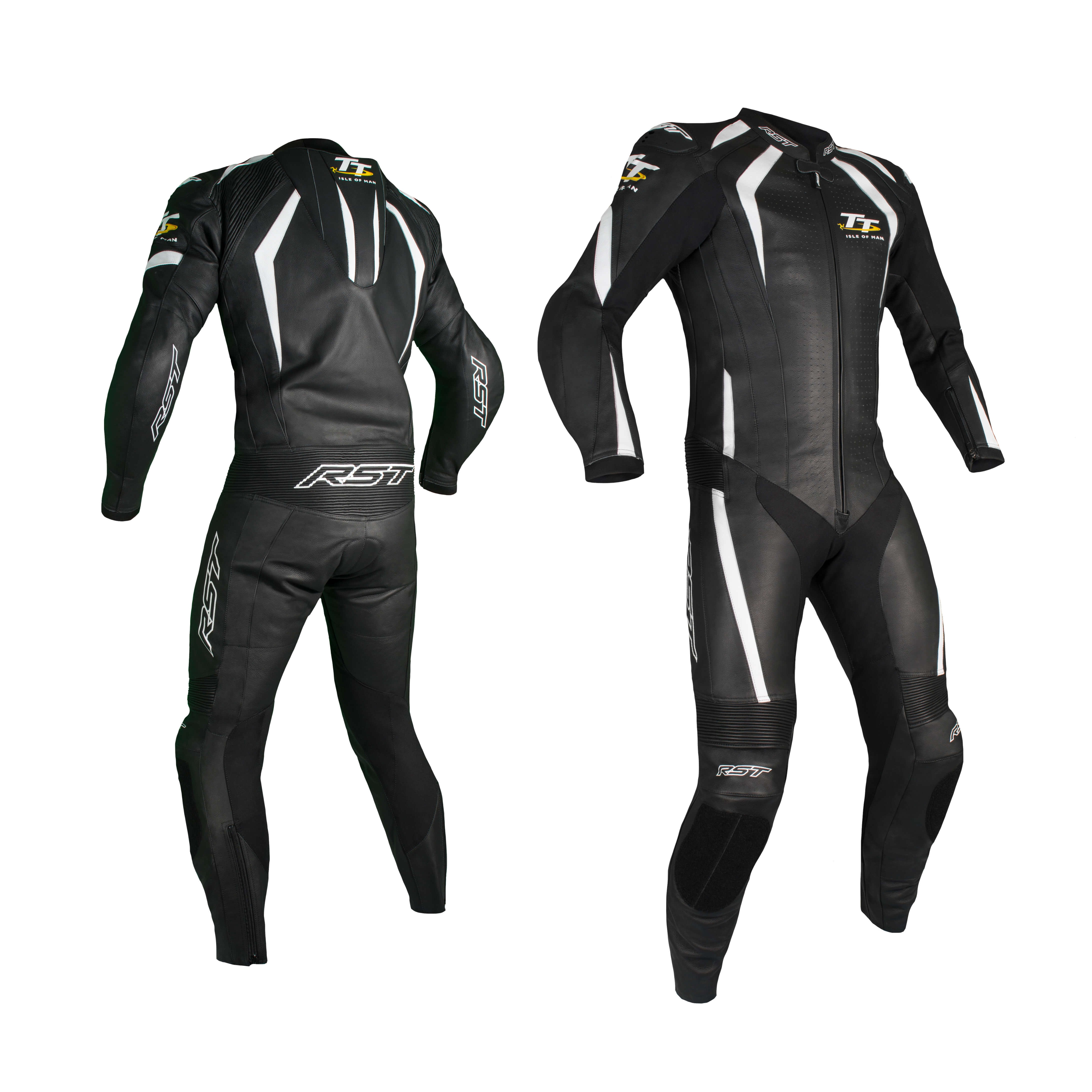 RST IOM TT Grandstand CE leather one piece suit