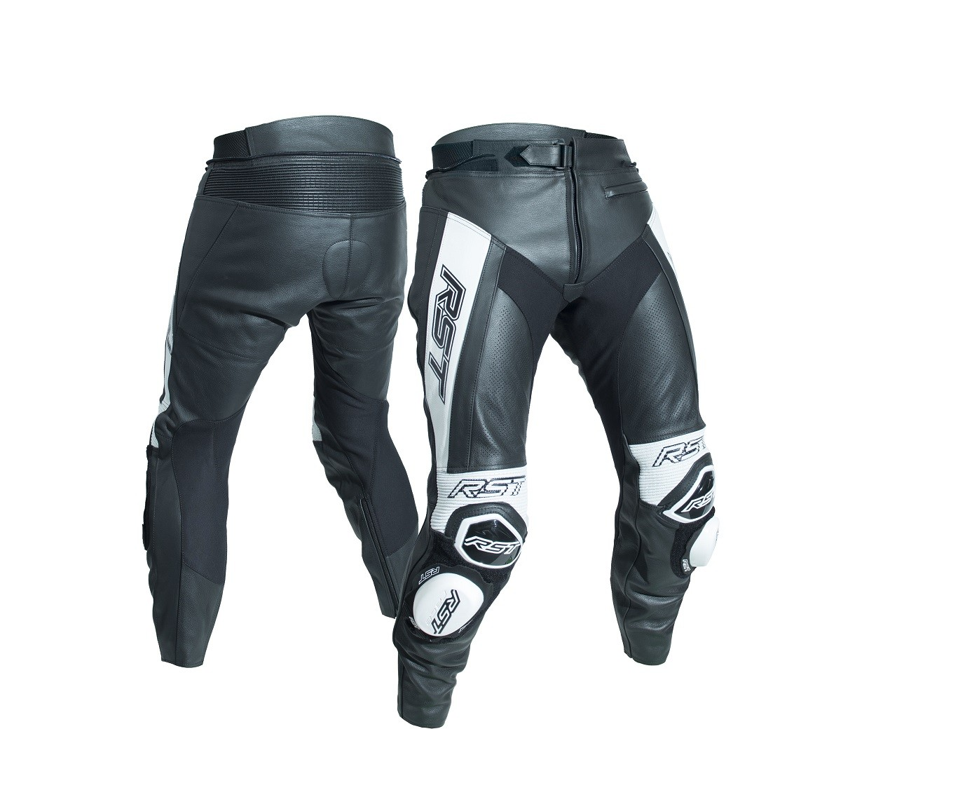 RST Tractech Evo R CE leather jeans
