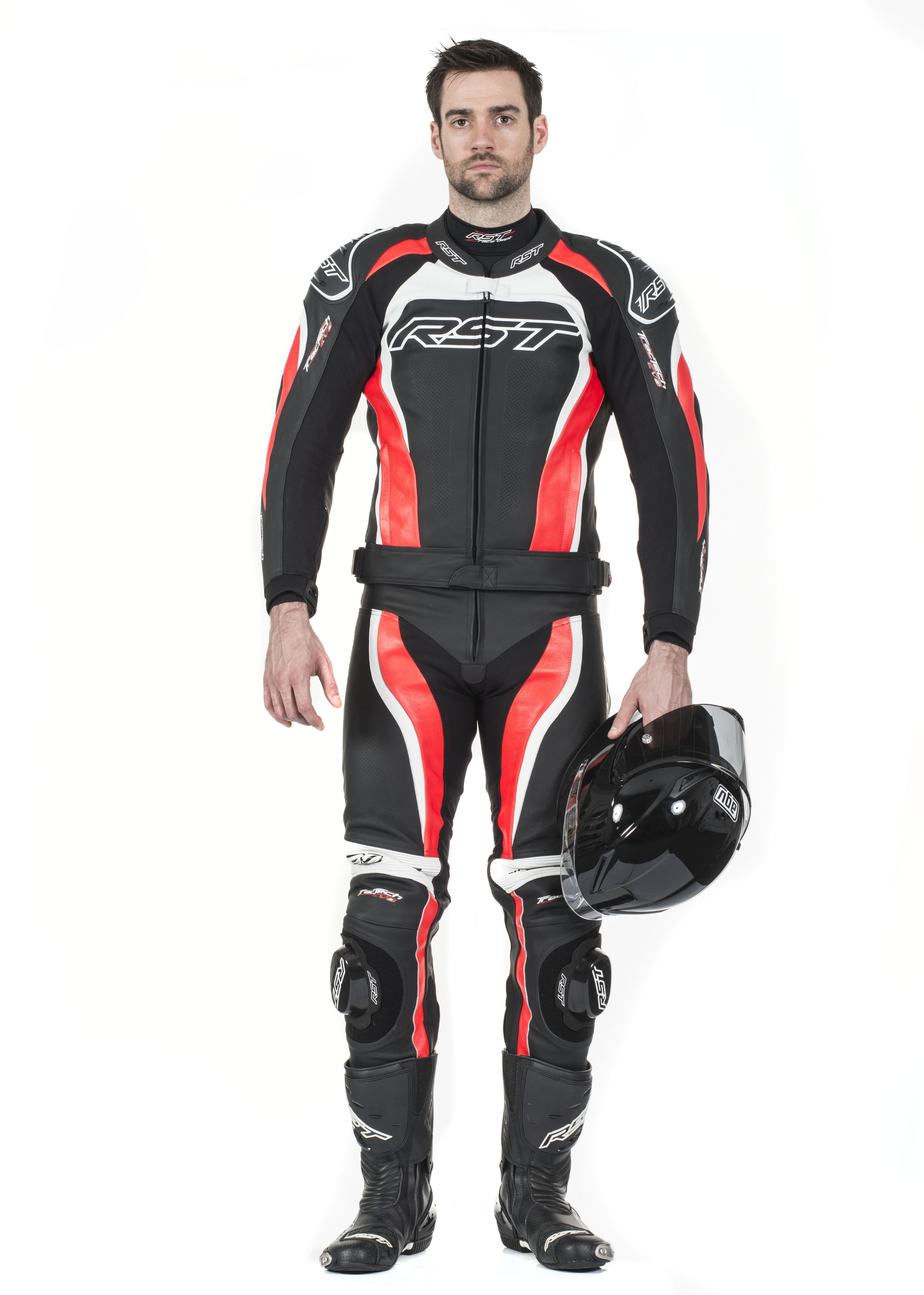 Rst Tractech Evo 2 Motorcycle Leather Jacket