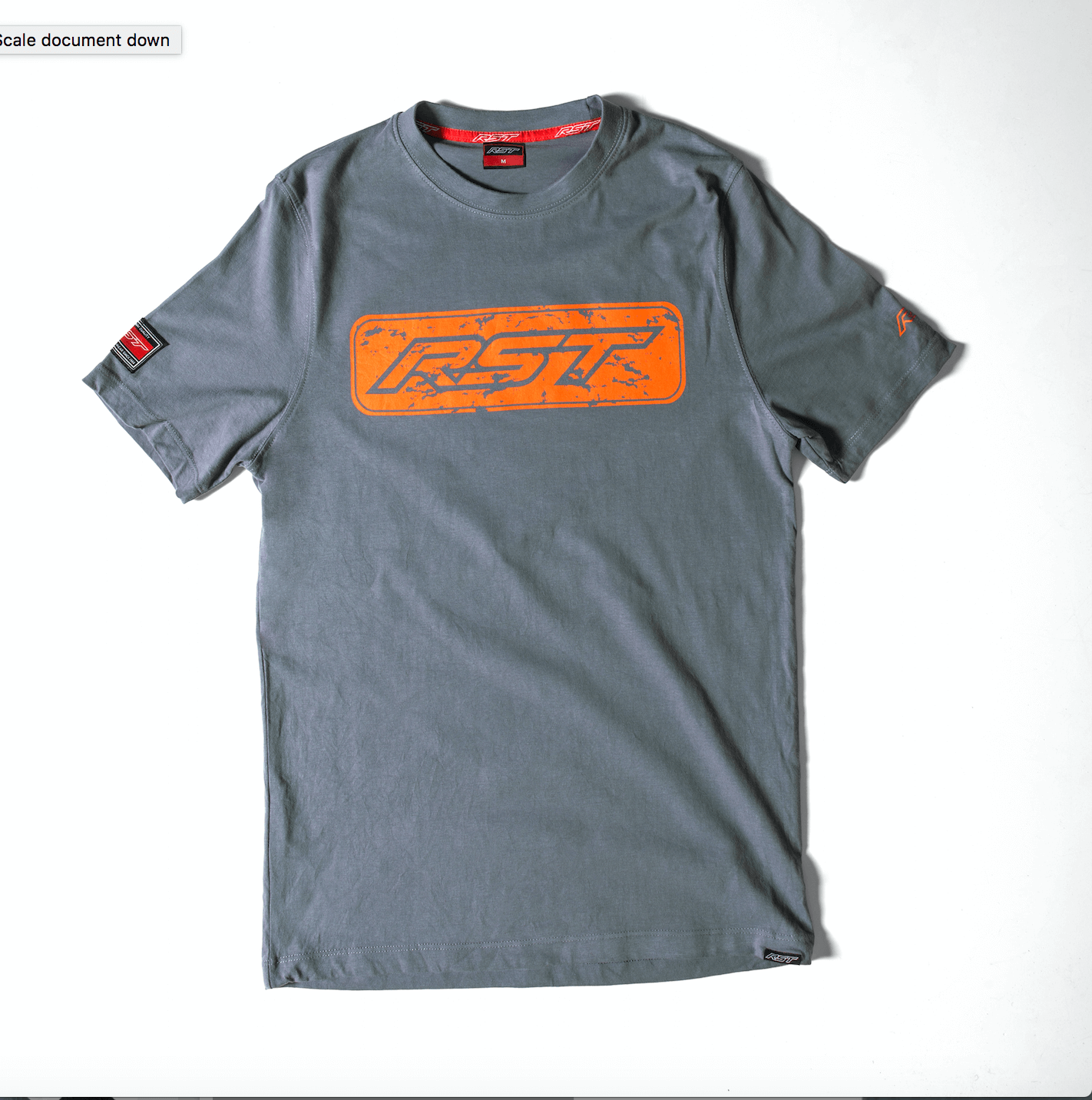 RST Speedbloc T Shirt