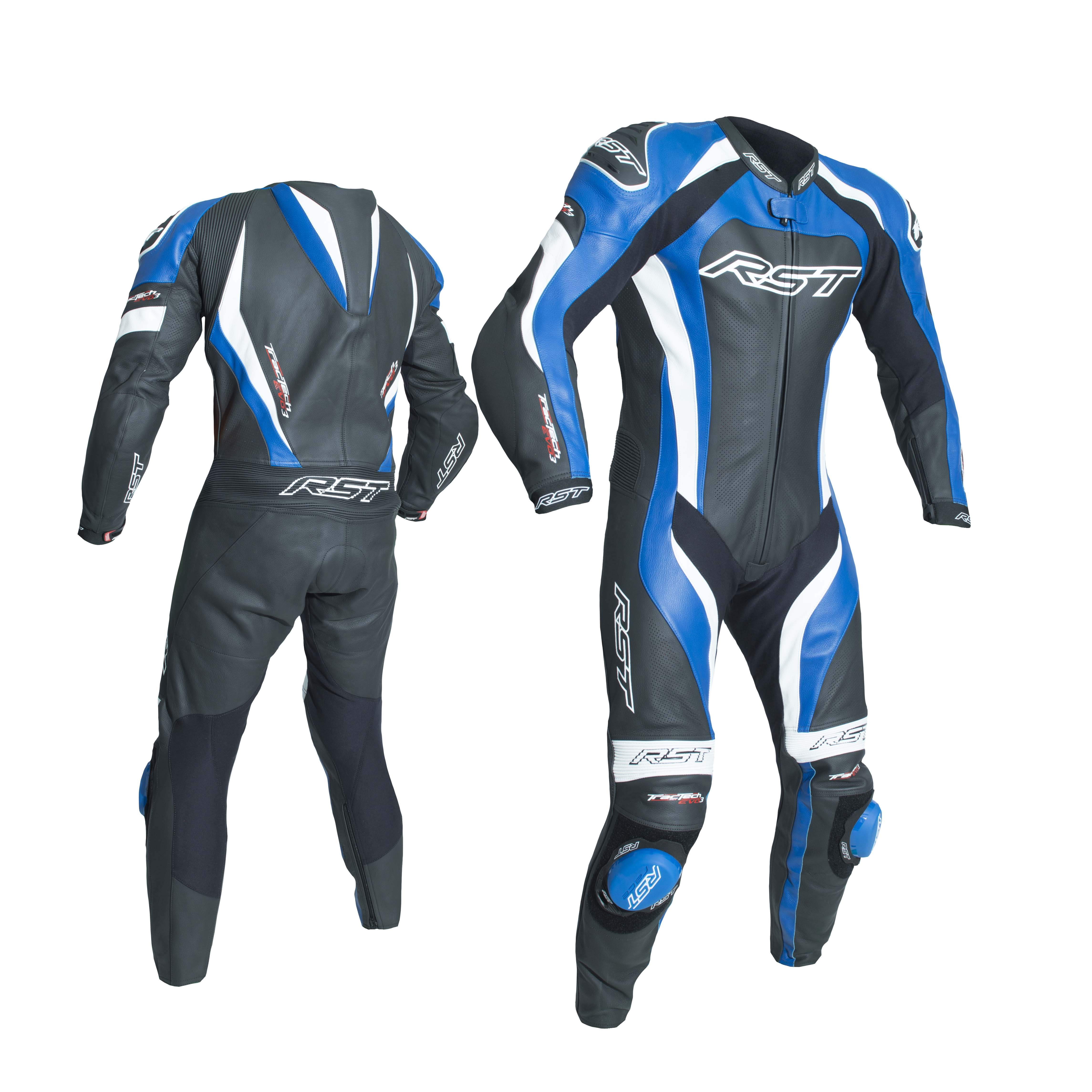 Rst Tractech Evo 3 Ce One Piece Leather Suit