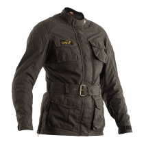 RST Classic IOM TT 3/4 CE Ladies Wax Jacket