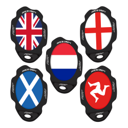 Flag Series Knee Sliders