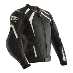 RST IOM TT Grandstand CE Leather Jacket