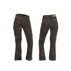 RST Ladies Aramid Denim Cargo Jean