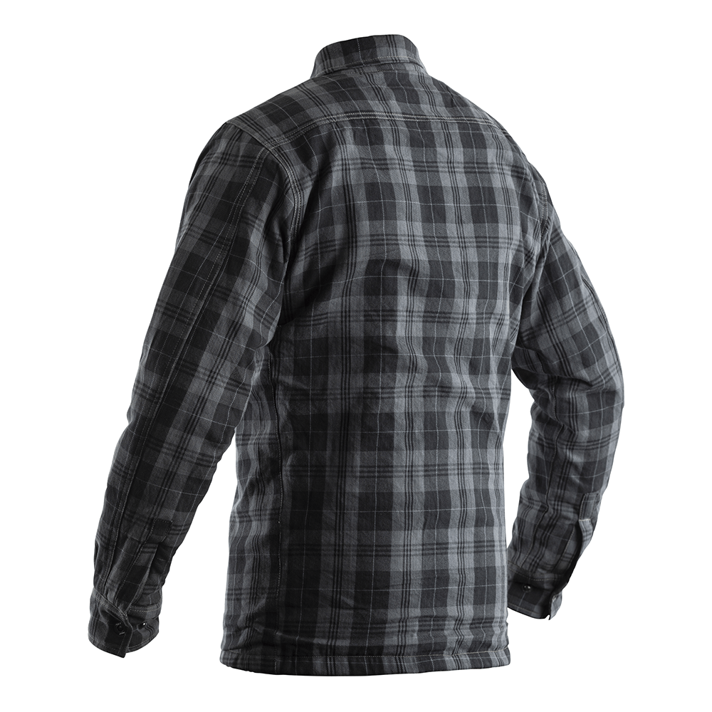 Gown Dressing Chauffaun: RST Chemise Textile Doublée Lumberjack Aramid Homme