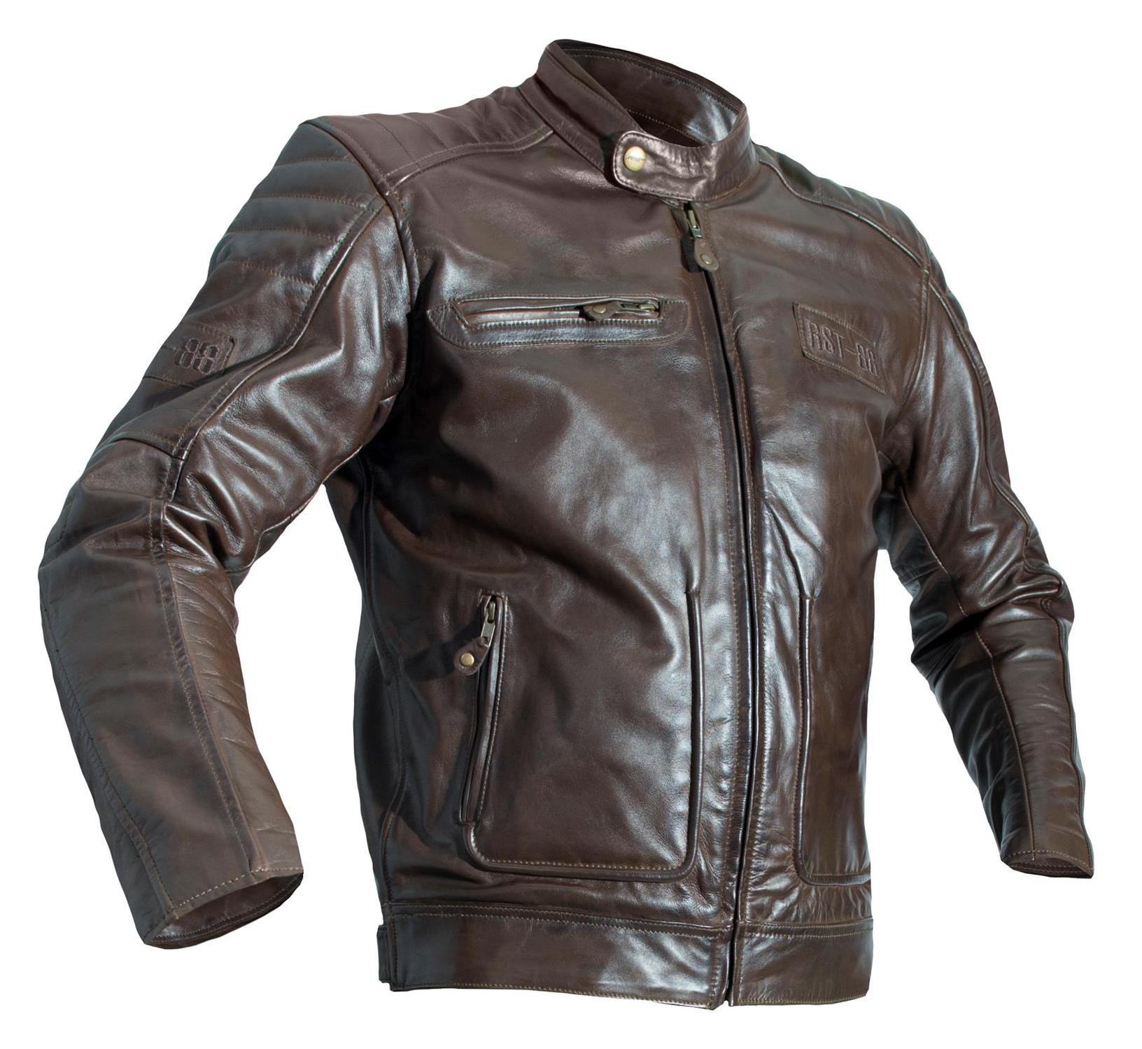 Leather Classic Rst Jacket Motorcycle Ii Roadster qwvErCxwH
