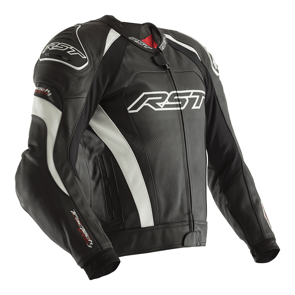 9d28a41c RST TracTech Evo III Leather Jacket