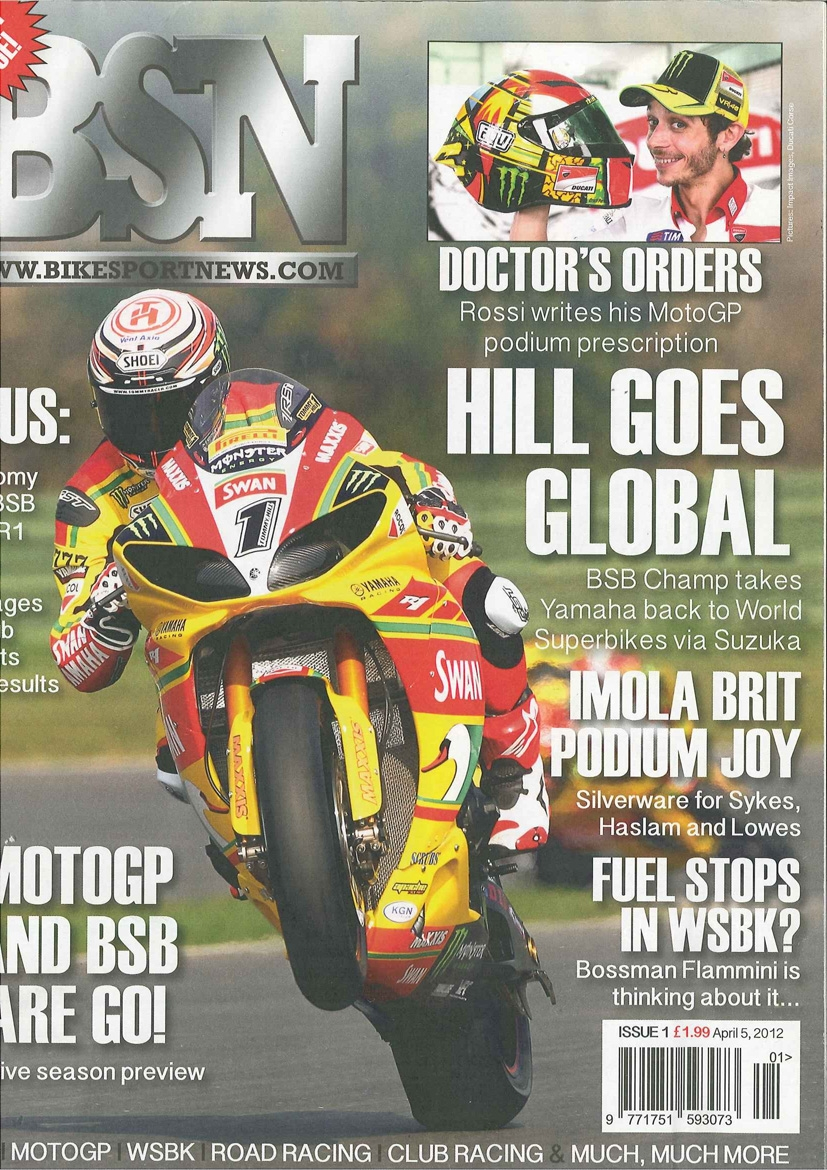 Bikesportnews BSB Bike Sport News RST