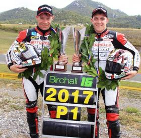 Birchall brothers crowned world sidecar champions