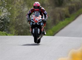 Davey Todd impresses on his Cookstown 100 Debut
