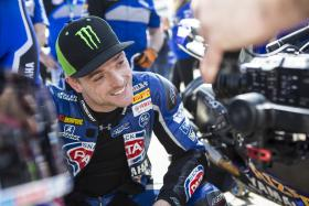 Positive start for Lowes in Free Practice