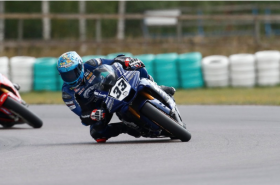 Successful weekend for MPC Yamaha Racing