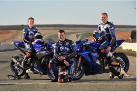 Successful winter test for MPC racing