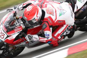 Mackenzie grabs first BSB point in season opener