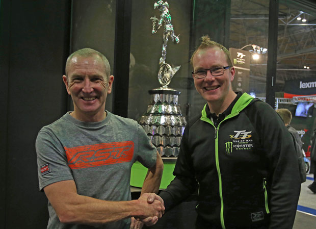 New long-term sponsorship deal for RST Motorcycle Clothing