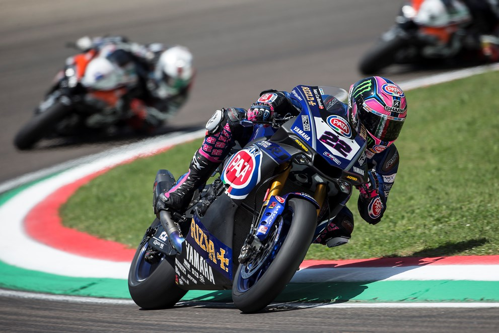 Pata Yamaha Ready to Launch Triple-Pronged Assault at Donington Park