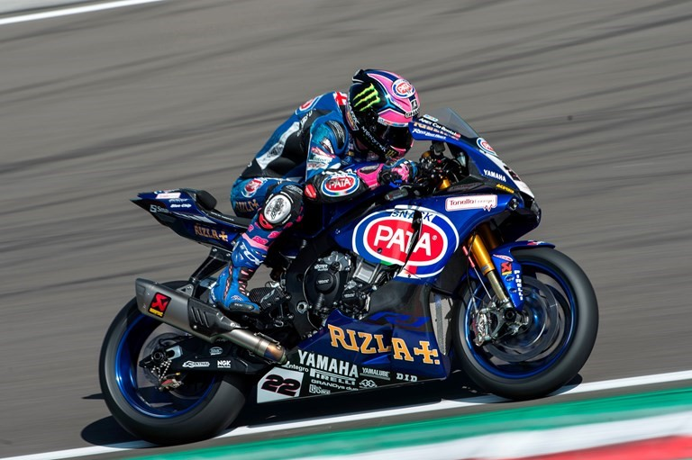 Pata Yamaha Make Solid Start in the Misano Sun